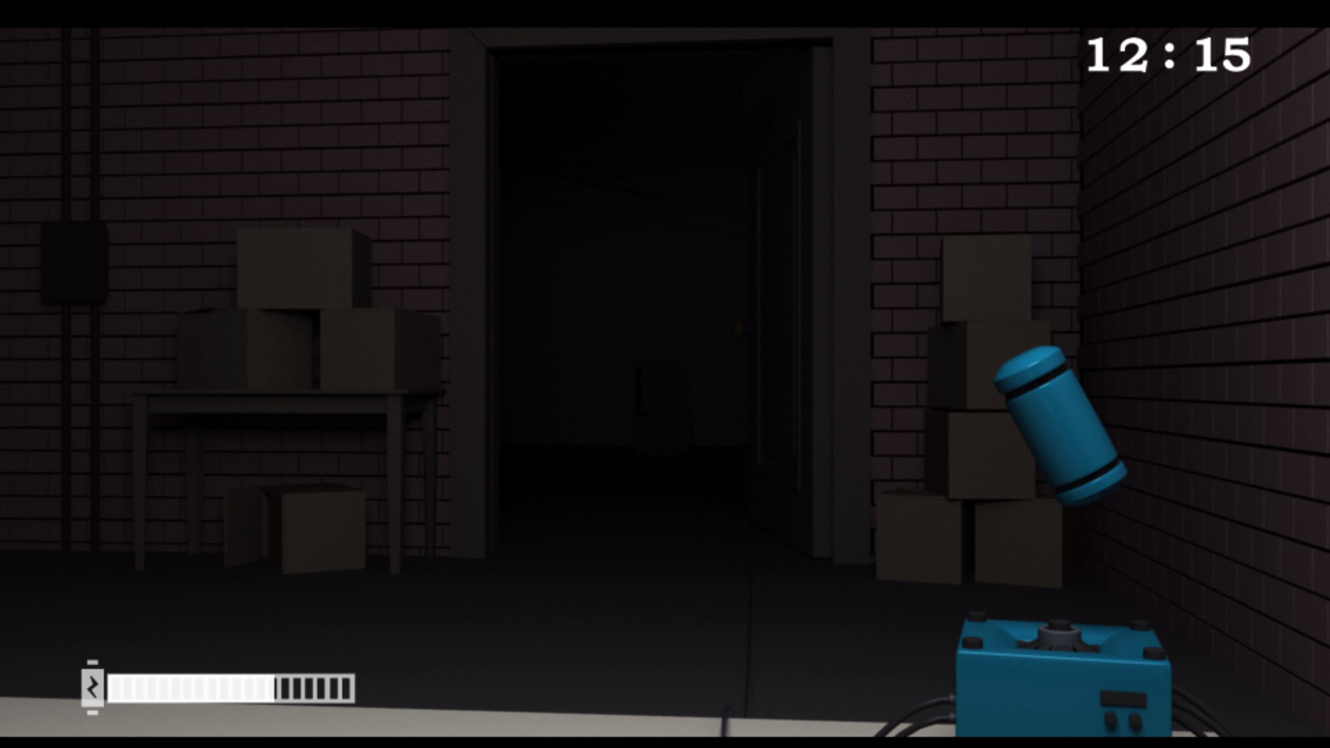darkcase : the basement screenshot