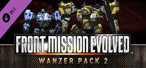 Front Mission Evolved: Wanzer Pack 2
