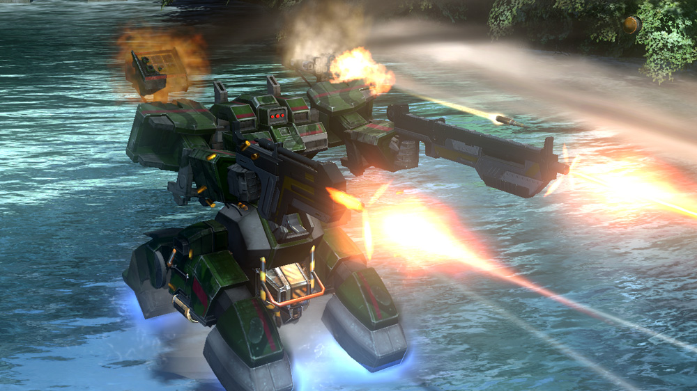 Front Mission Evolved: Wanzer Pack 3 screenshot
