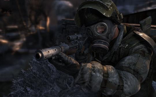 Скриншот игры [Аккаунт] Metro 2033