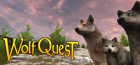 wolf quest games