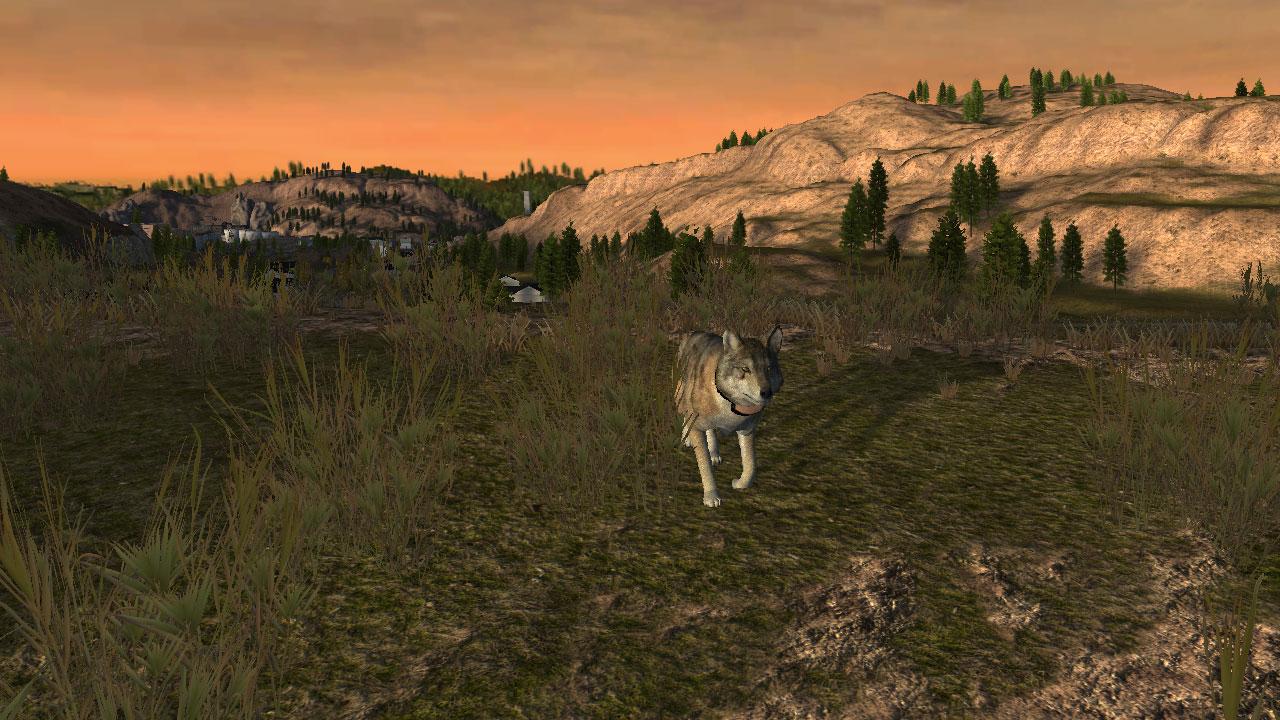 WolfQuest: Classic screenshot