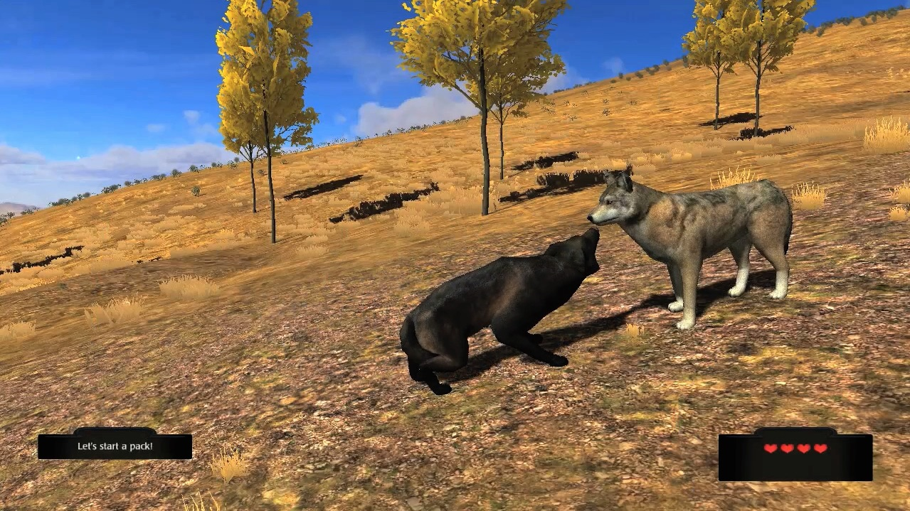 WolfQuest PC Game PLAZA