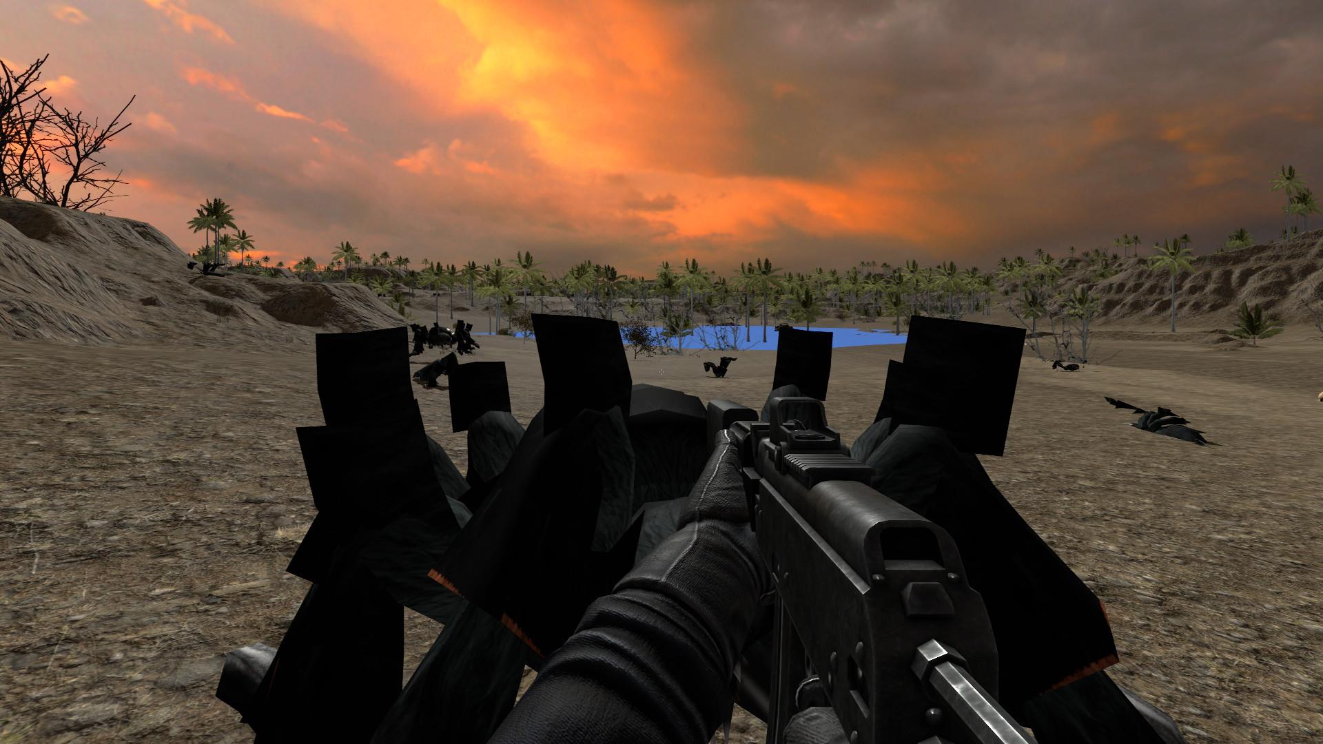 Dinosaur Hunt - Giant Spiders Hunter Expansion Pack screenshot