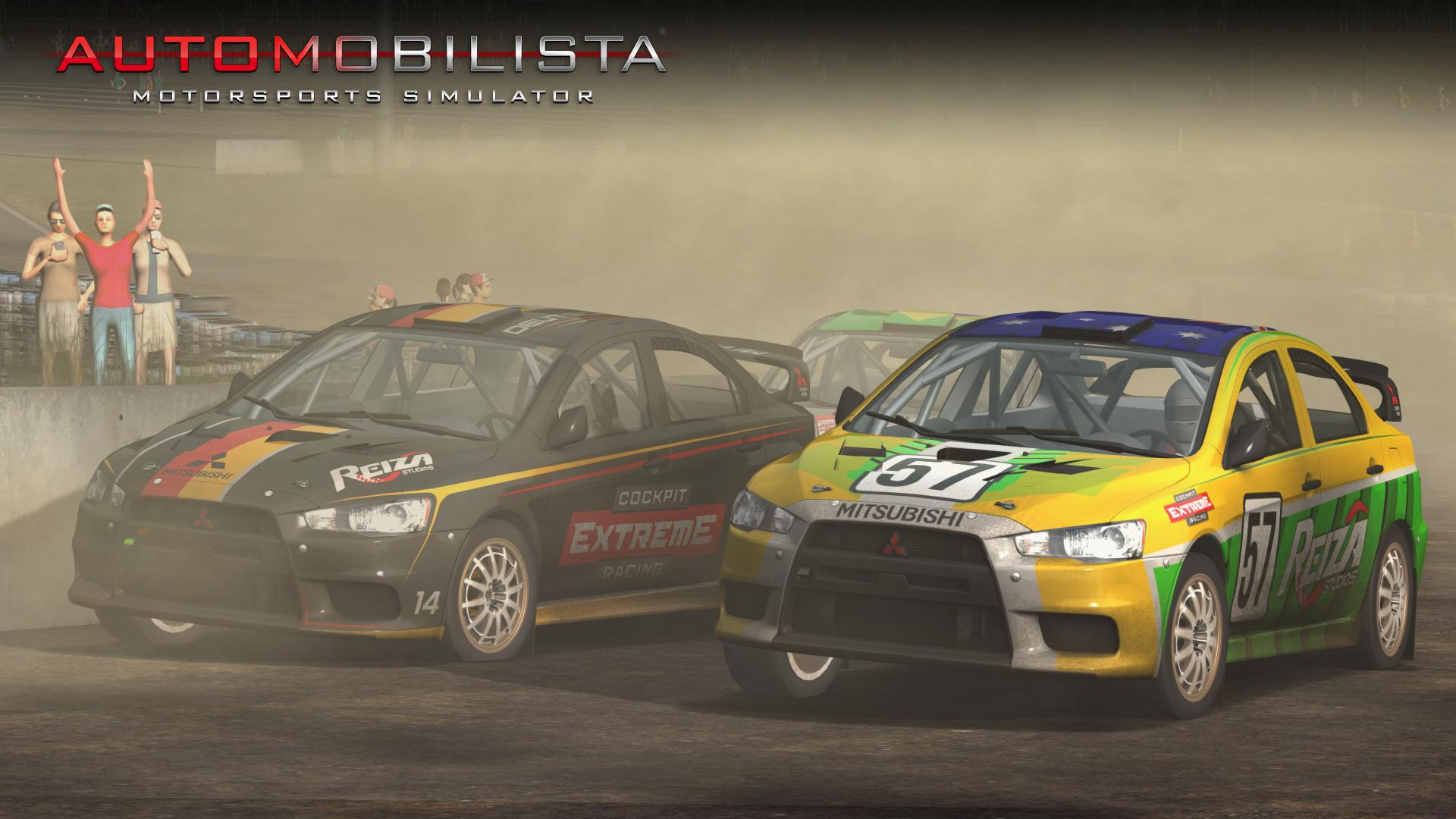 Automobilista Screenshot 2