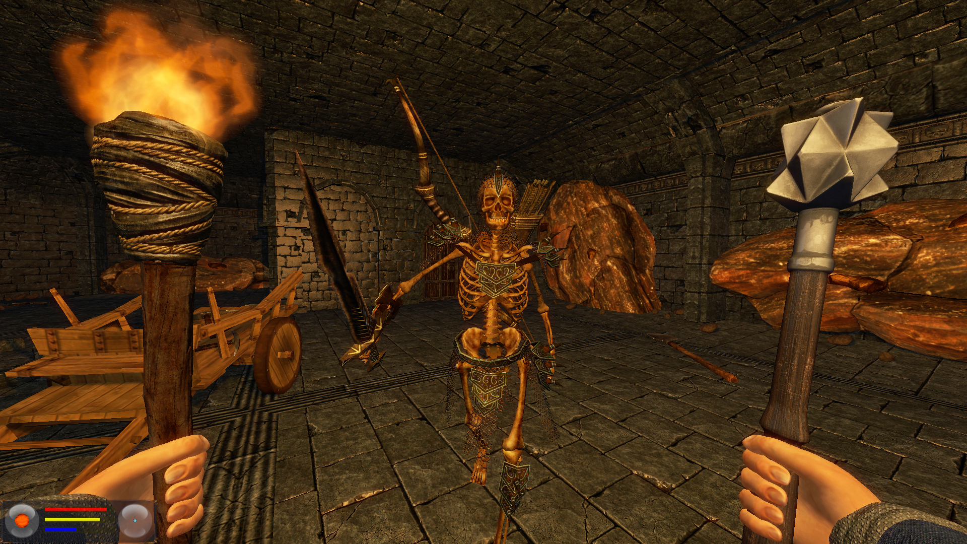 Castle Torgeath Screenshot 3