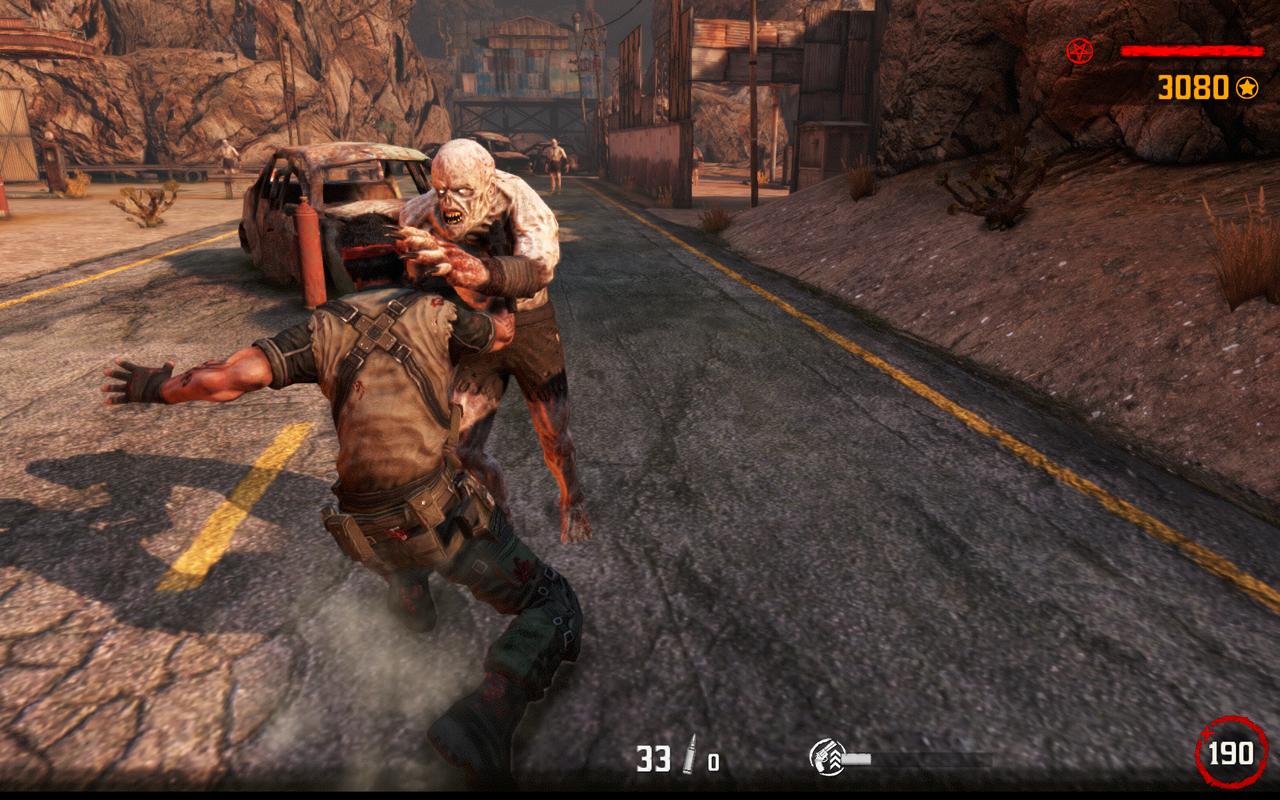 The Haunted: Hells Reach screenshot