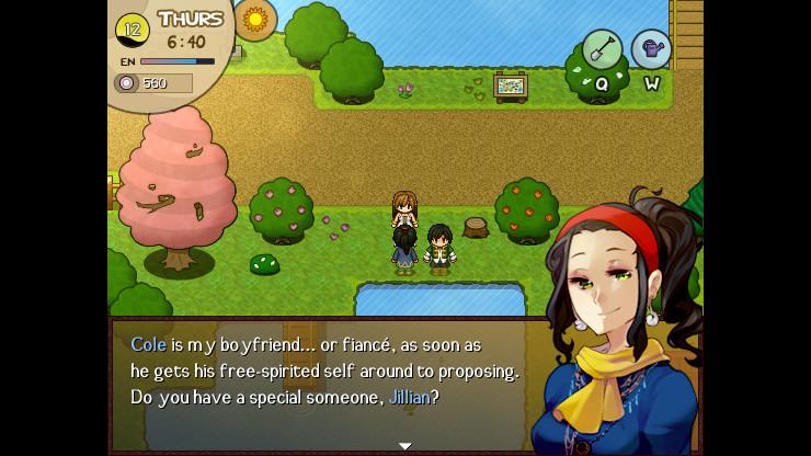 World's Dawn screenshot