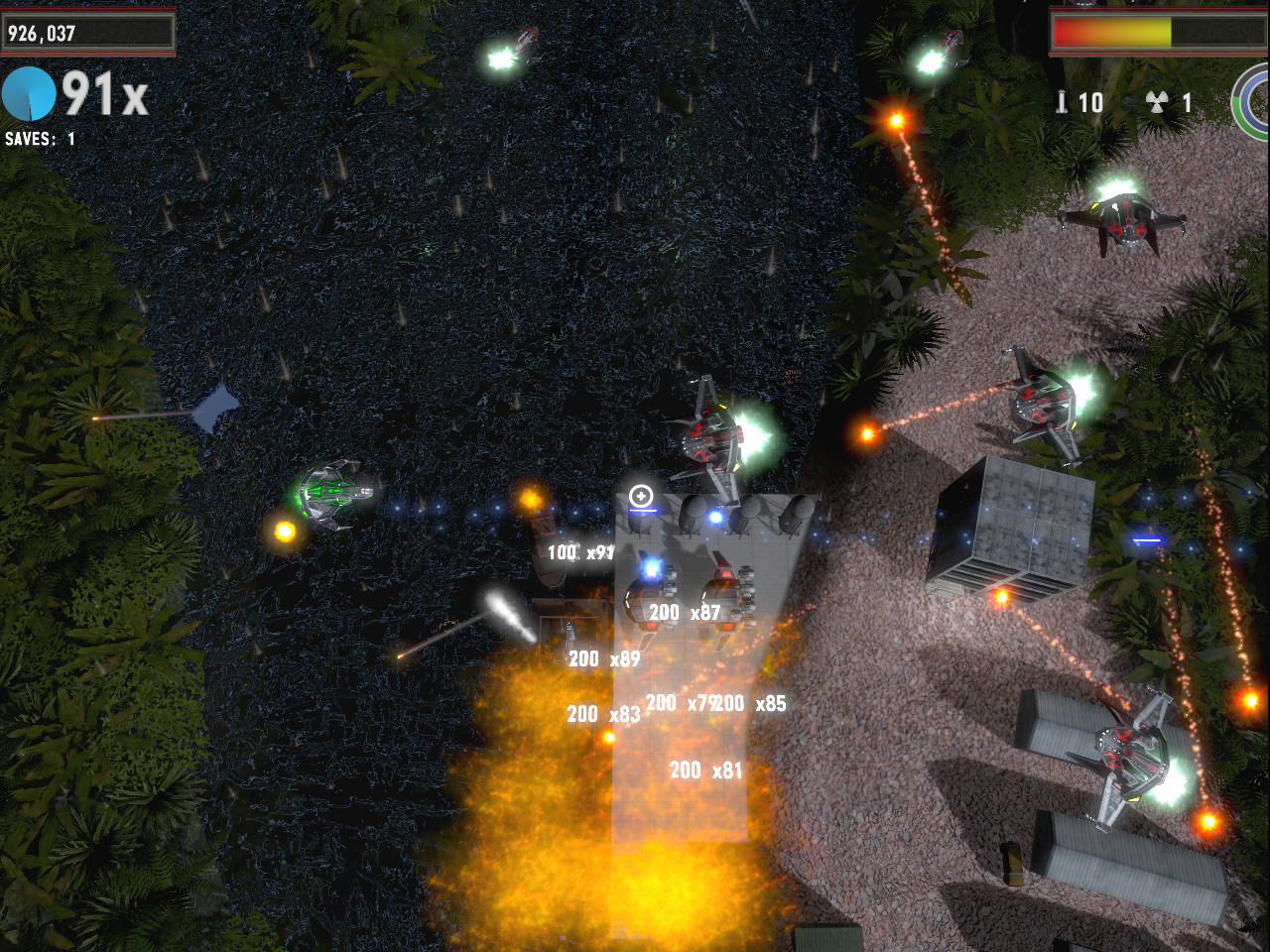 BattleStorm screenshot