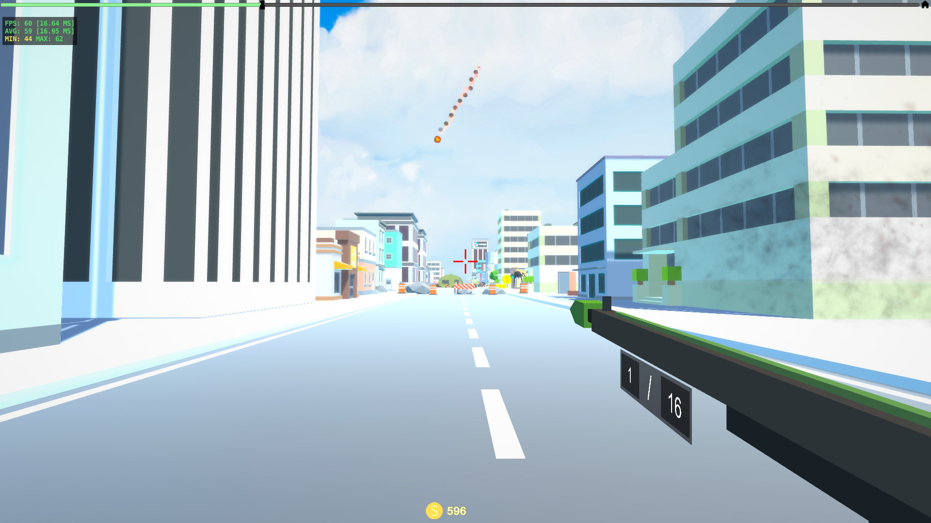 Weekend Drive screenshot