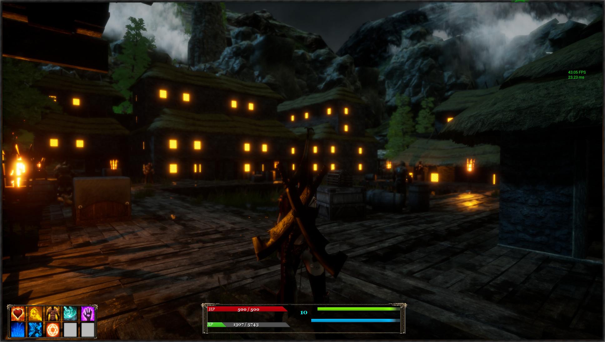 The Sacred Stone screenshot