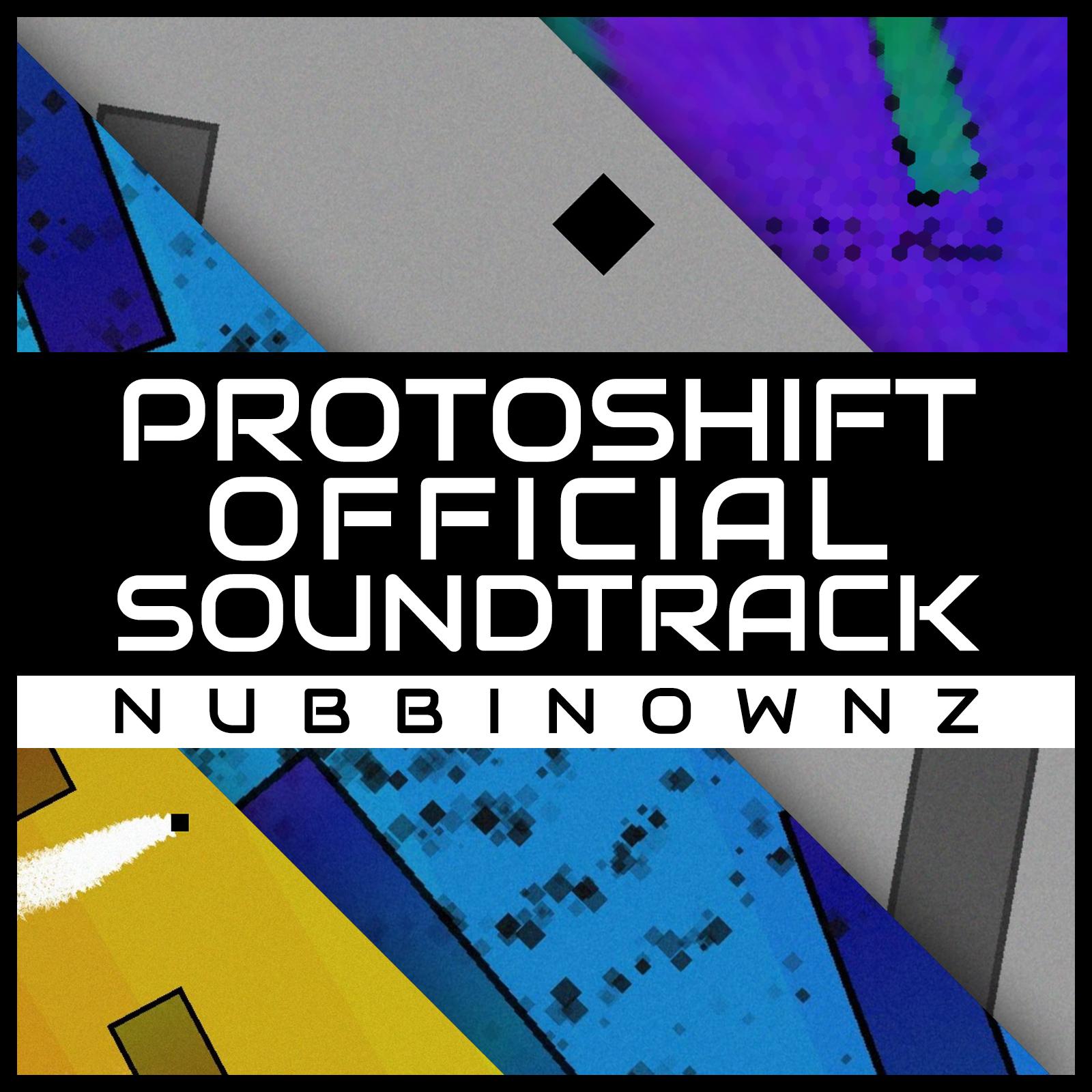 Protoshift - Offical Soundtrack screenshot