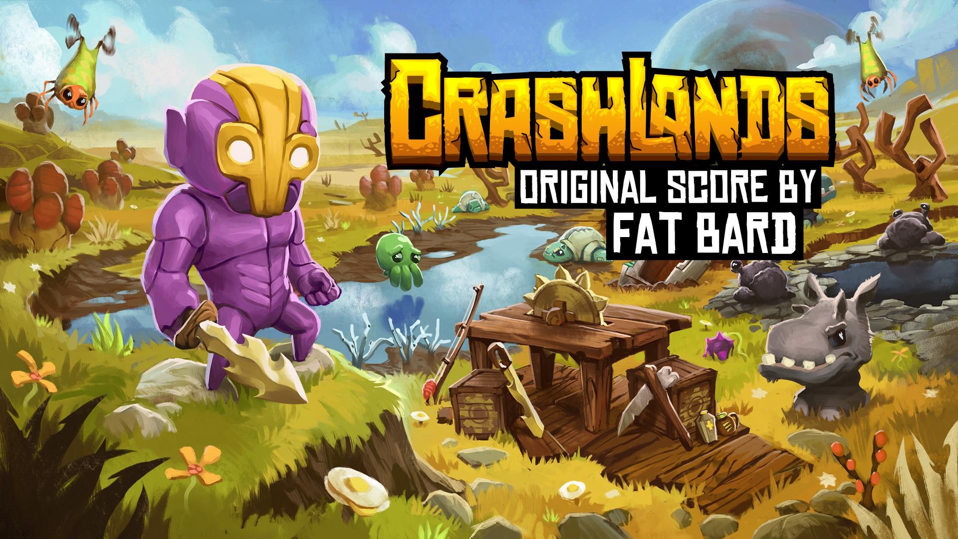 Crashlands Soundtrack screenshot