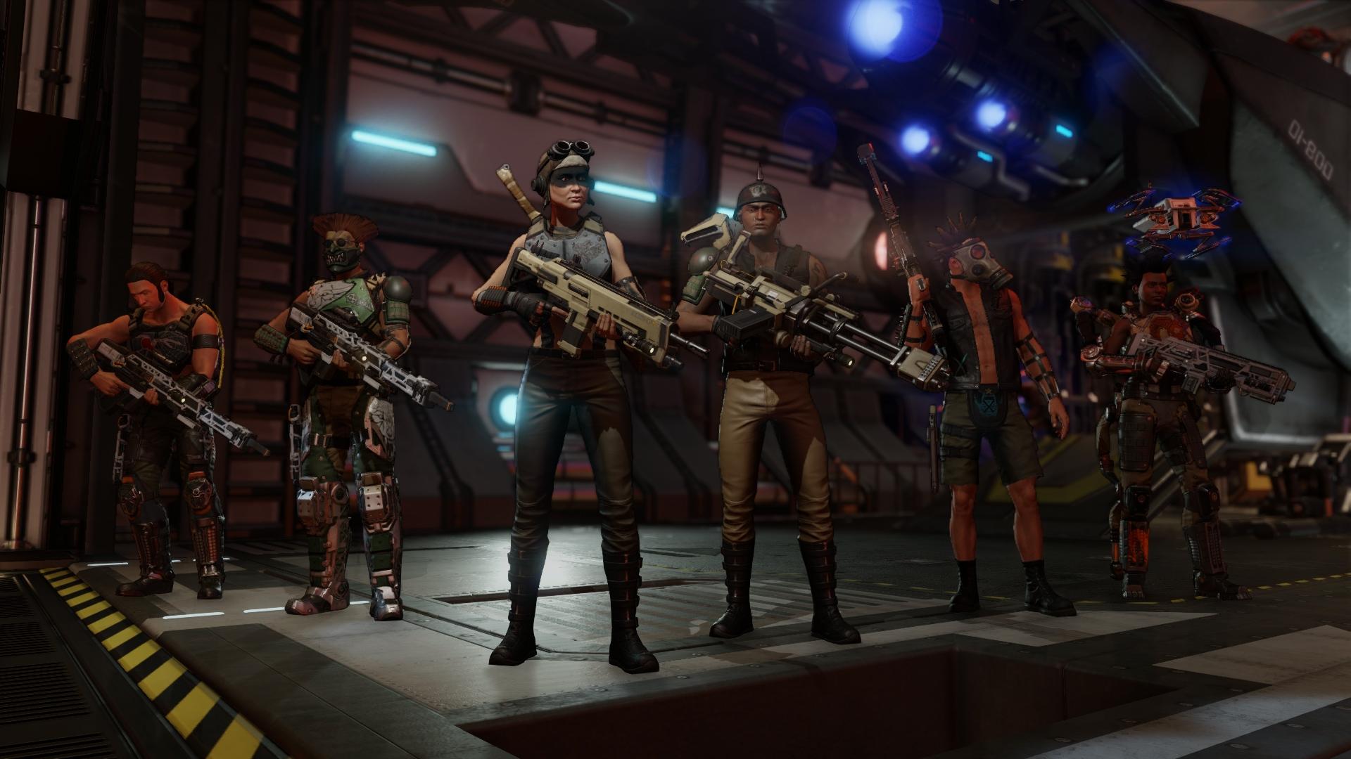 XCOM 2: Anarchy's Children screenshot