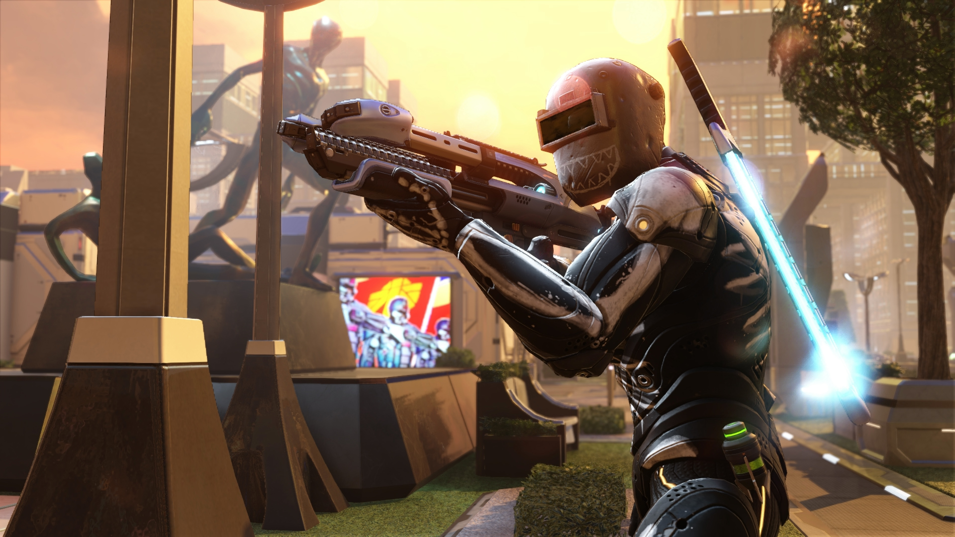 XCOM 2: Anarchy's Children screenshot