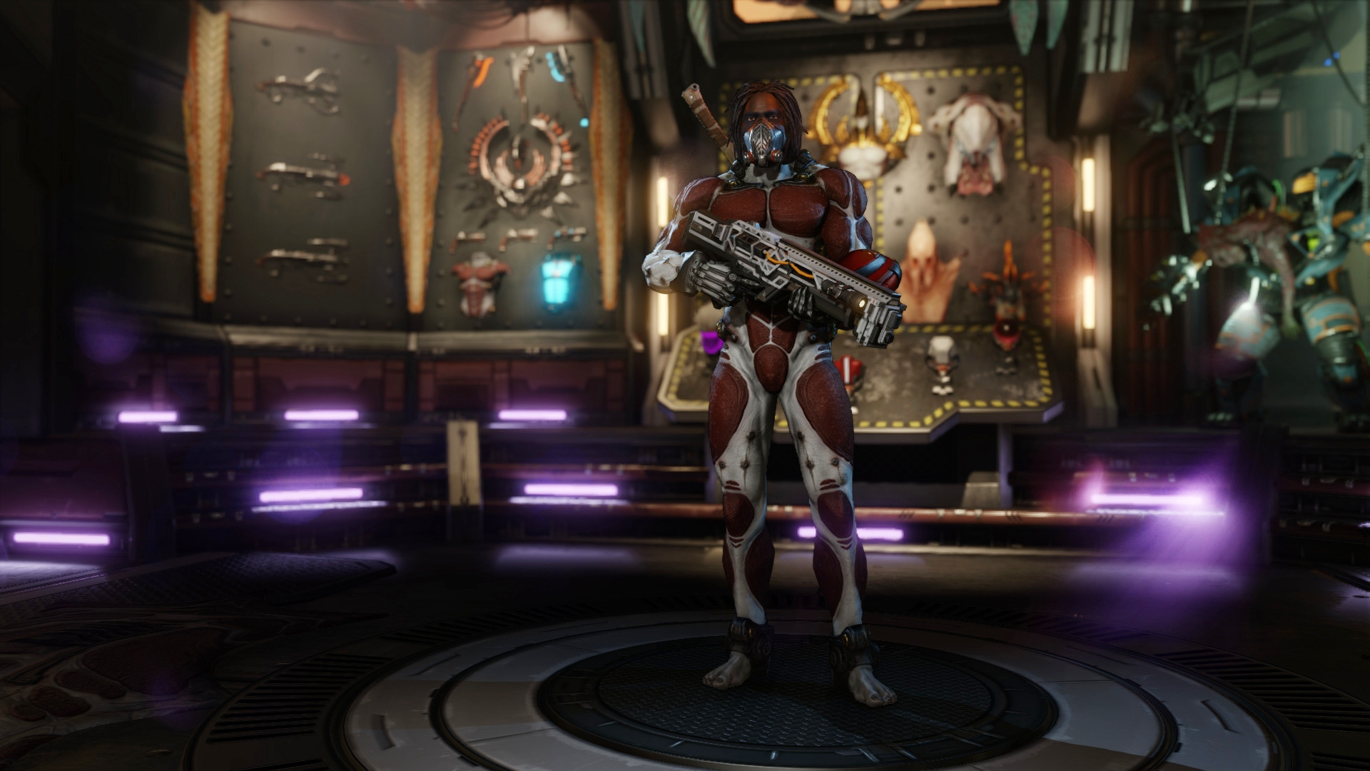 XCOM 2: Alien Hunters screenshot