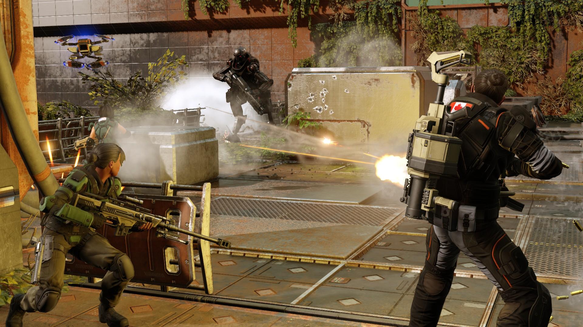 XCOM 2: Shen's Last Gift screenshot