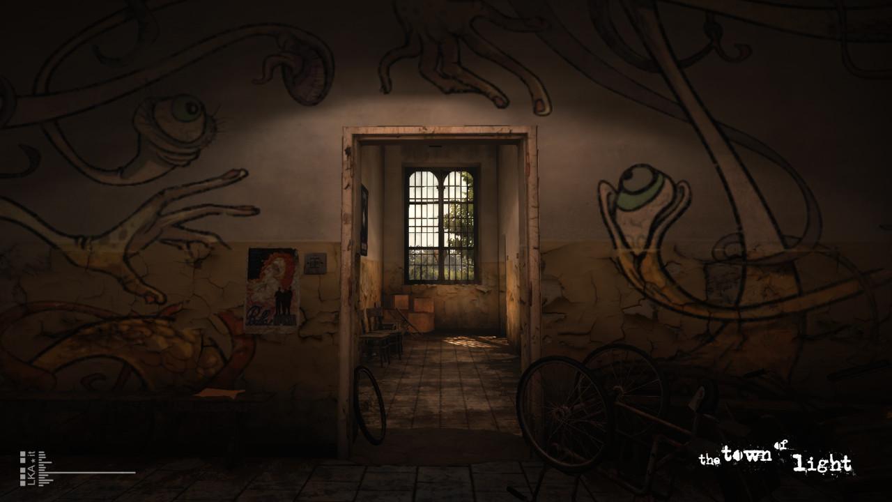 The Town of Light screenshot