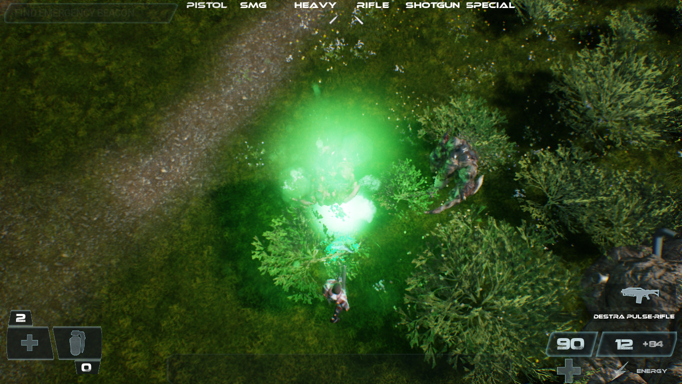 Crash Landing screenshot