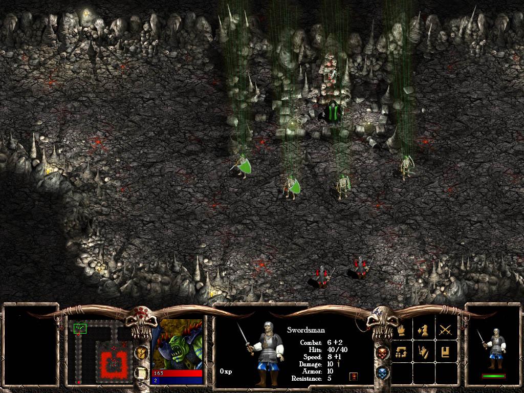 Warlords Battlecry III screenshot