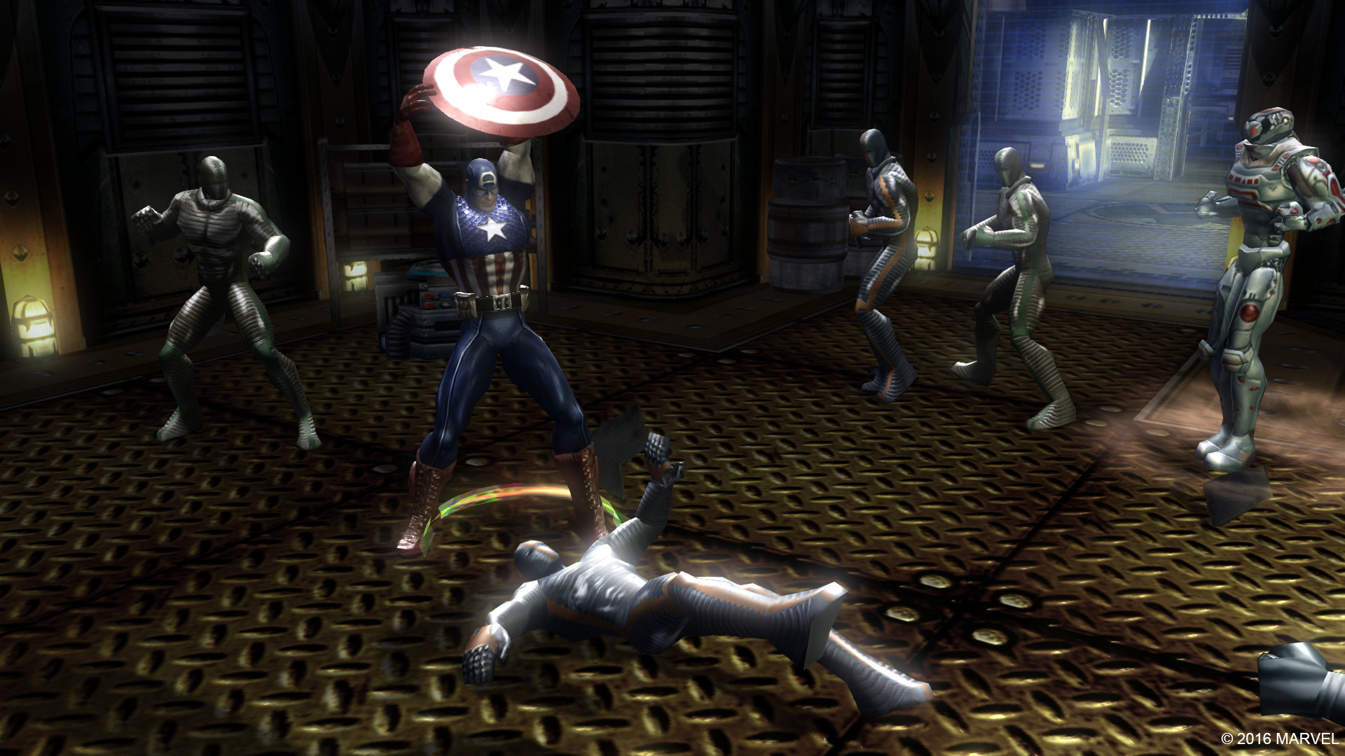 Image of Marvel Ultimate Alliance Repack PC Game Full Version Free Download