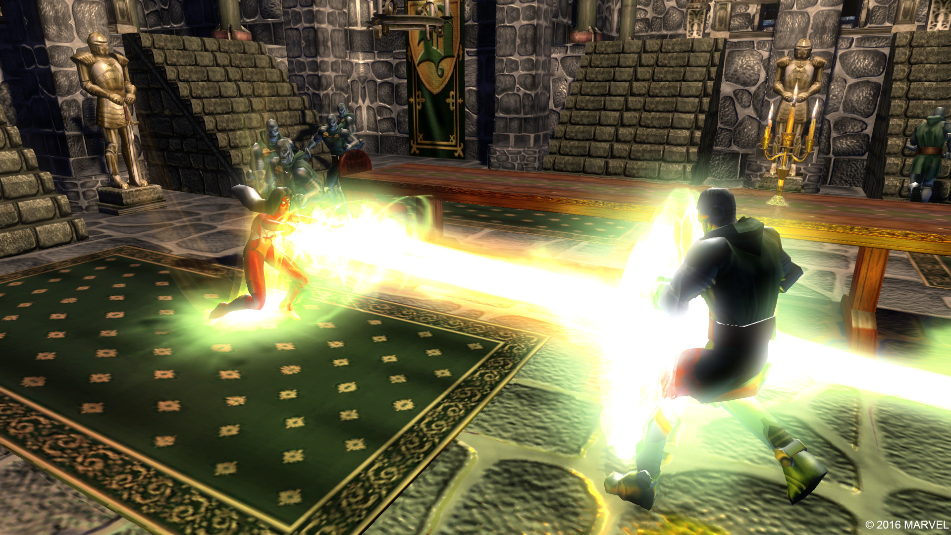 Marvel Ultimate Alliance ScreenShot 3