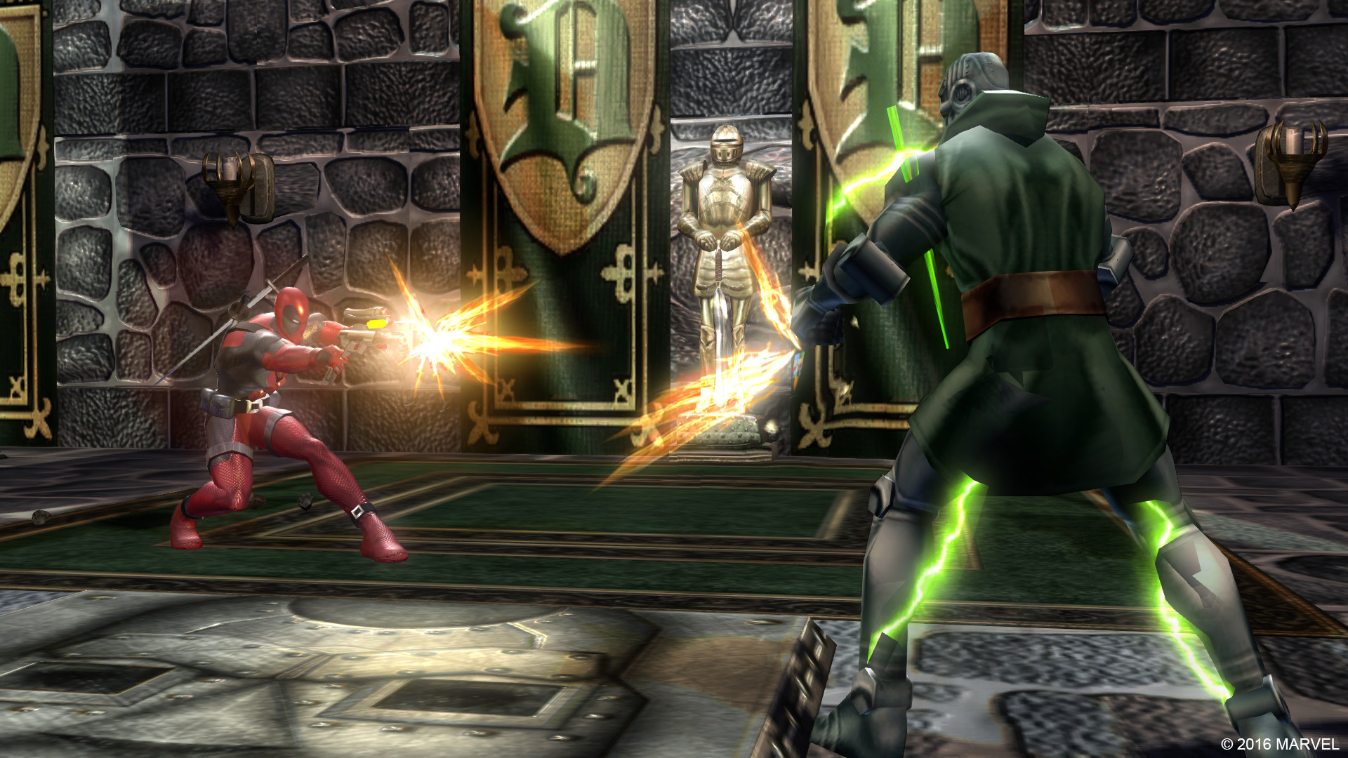 Marvel Ultimate Alliance Repack Small Size Highly Compressed