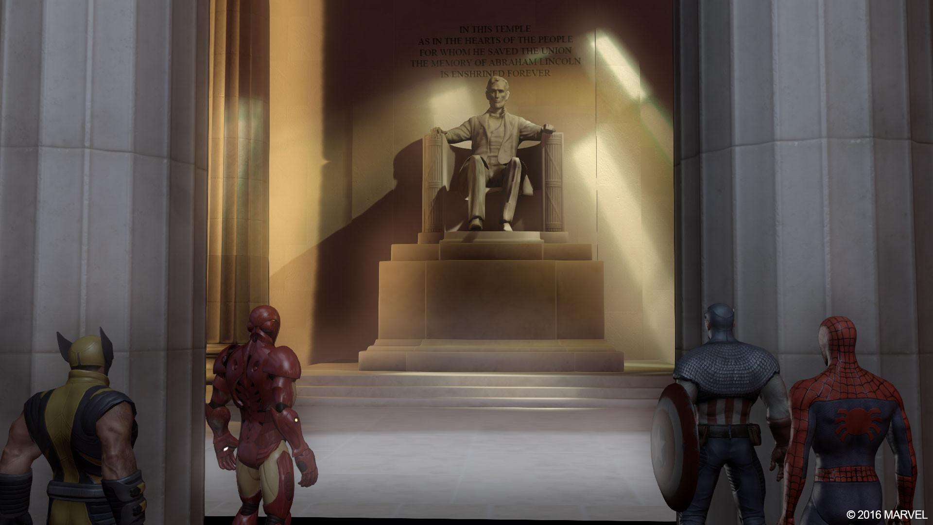 Marvel: Ultimate Alliance 2 (ENG) [L]