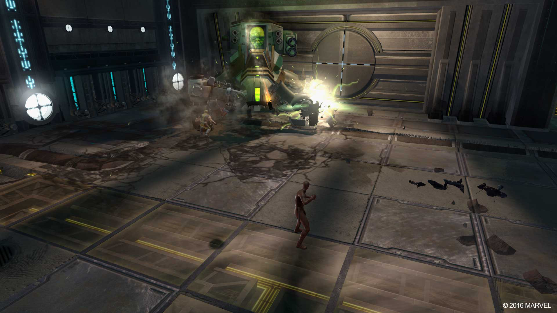 Marvel: Ultimate Alliance 2 Screenshot 1