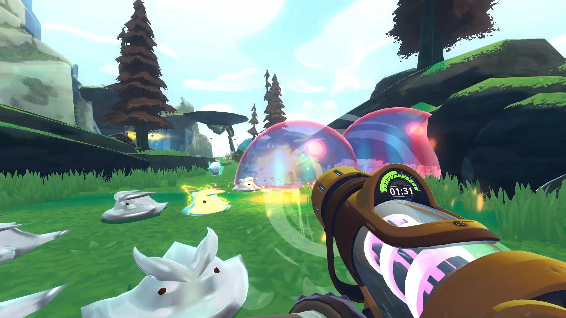 Slime Rancher screenshot