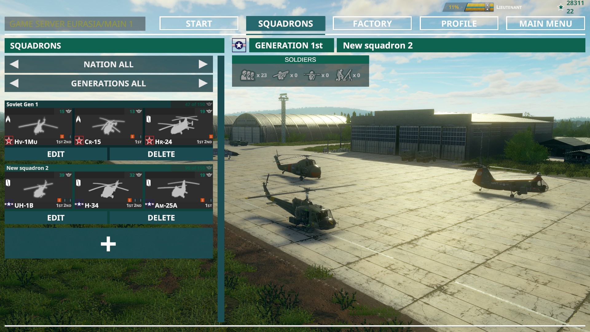 Heliborne Collection screenshot