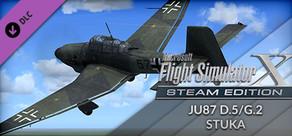 FSX: Steam Edition - JU87 D.5/G.2 Stuka Add-On