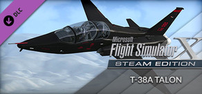 FSX: Steam Edition - Northrop T-38A Talon Add-On