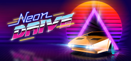 Neon Drive Steam Game