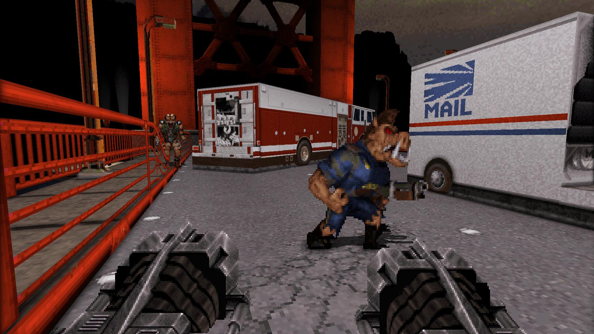 Duke Nukem 3D: 20th Anniversary World Tour (2016) PC | Лицензия