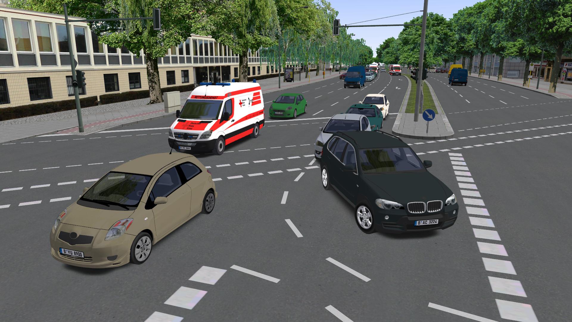 OMSI 2 Add-on Downloadpack Vol. 1 - KI-Fahrzeuge screenshot