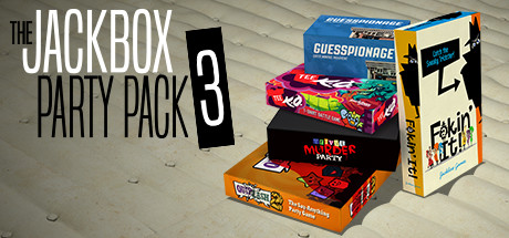 Allgamedeals.com - The Jackbox Party Pack 3 - STEAM
