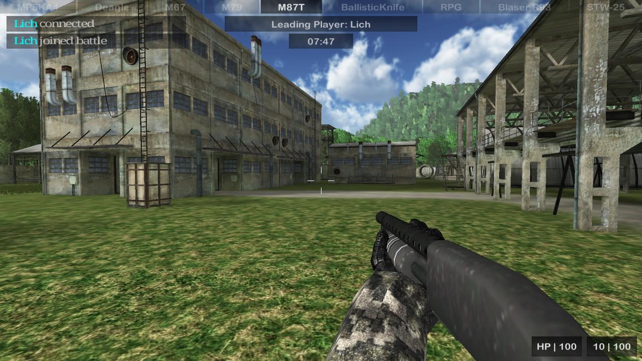 Masked Shooters 2 screenshot