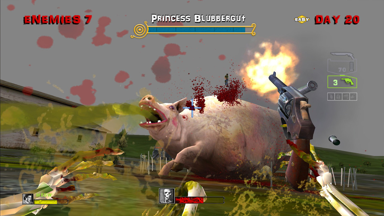 Blood and Bacon screenshot
