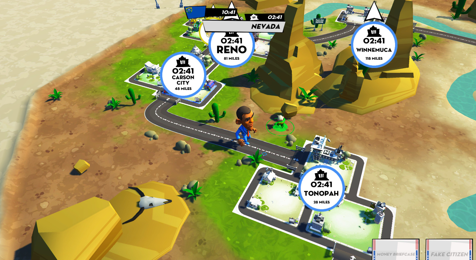 Megalo Polis Screenshot 1