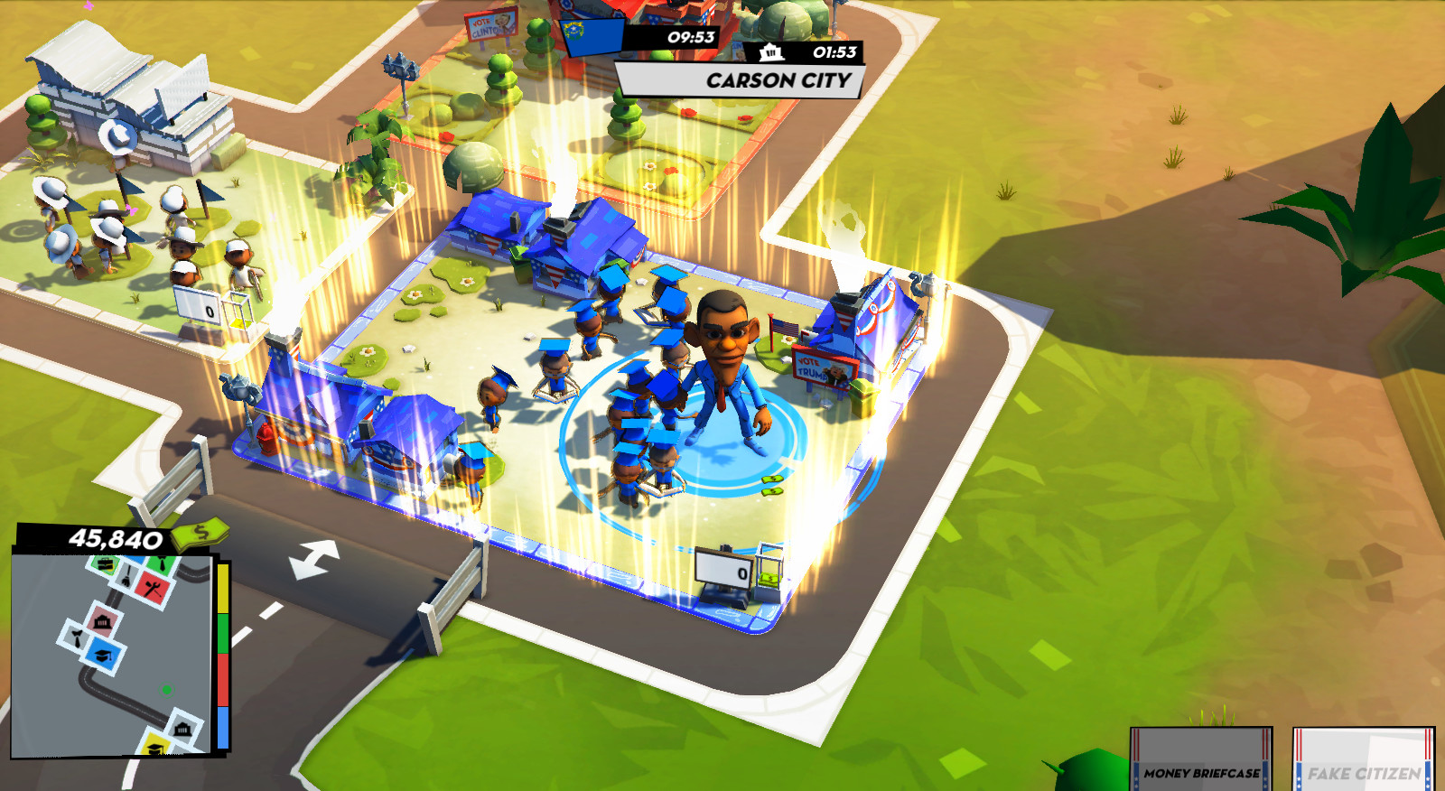 Megalo Polis Screenshot 2