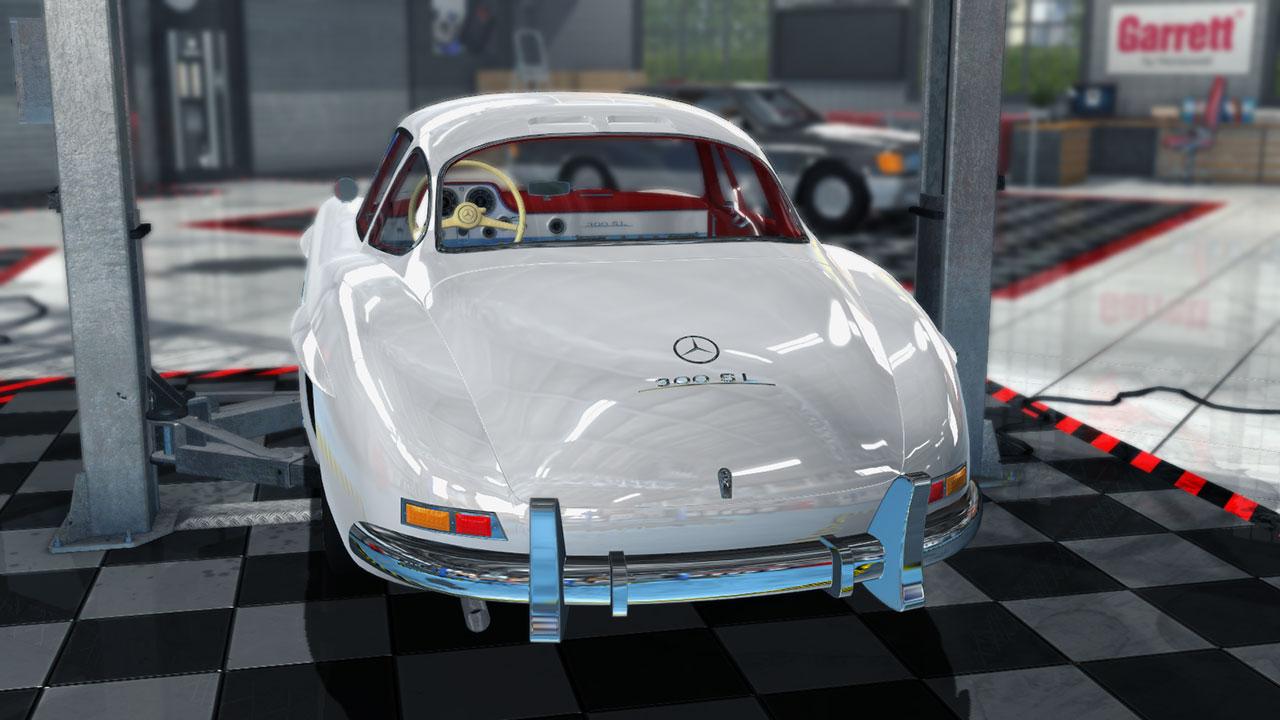 Car mechanic simulator 2015 mercedes benz failmid for Mercedes benz mechanic