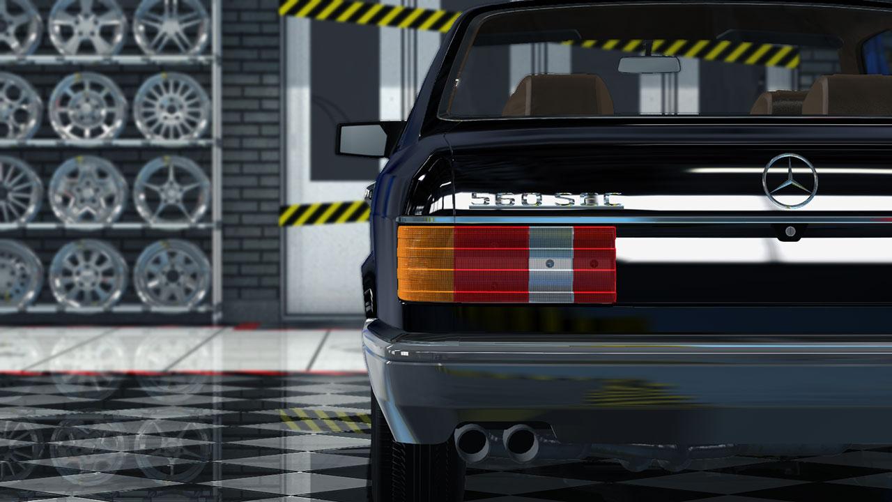 Car mechanic simulator 2015 mercedes benz failmid for Mercedes benz games