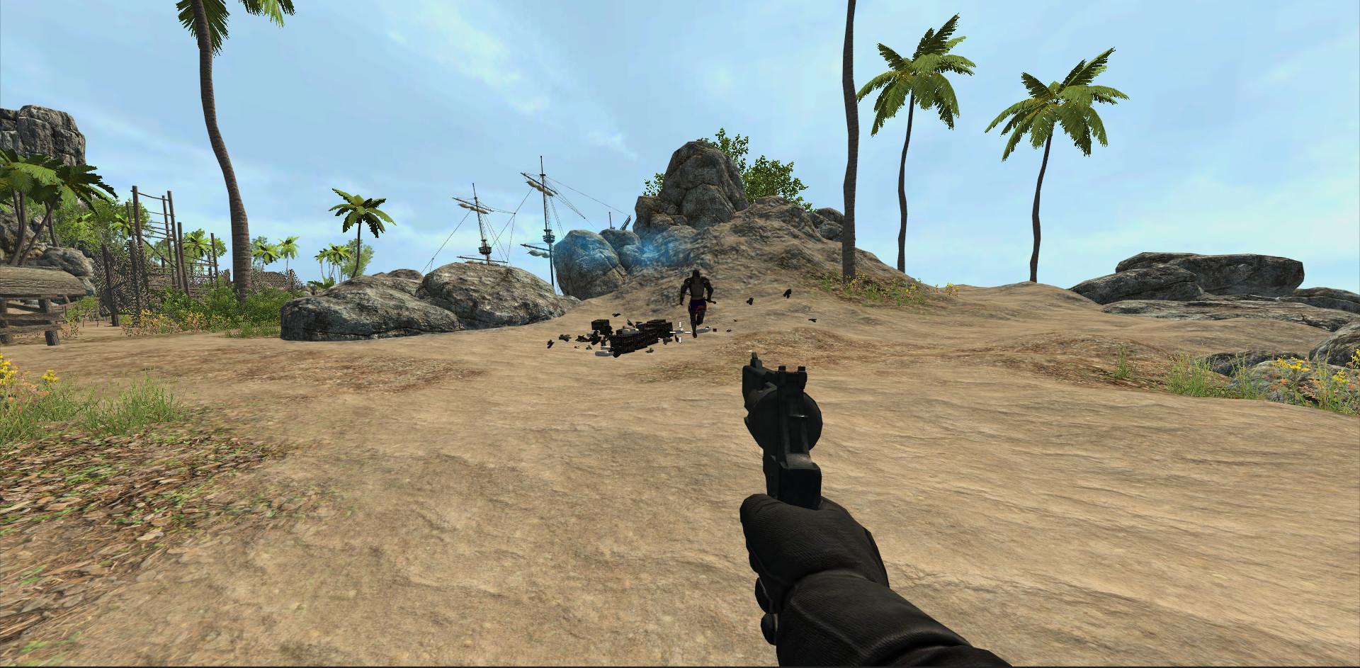 Dinosaur Hunt - Medieval Knights Hunter Expansion Pack screenshot