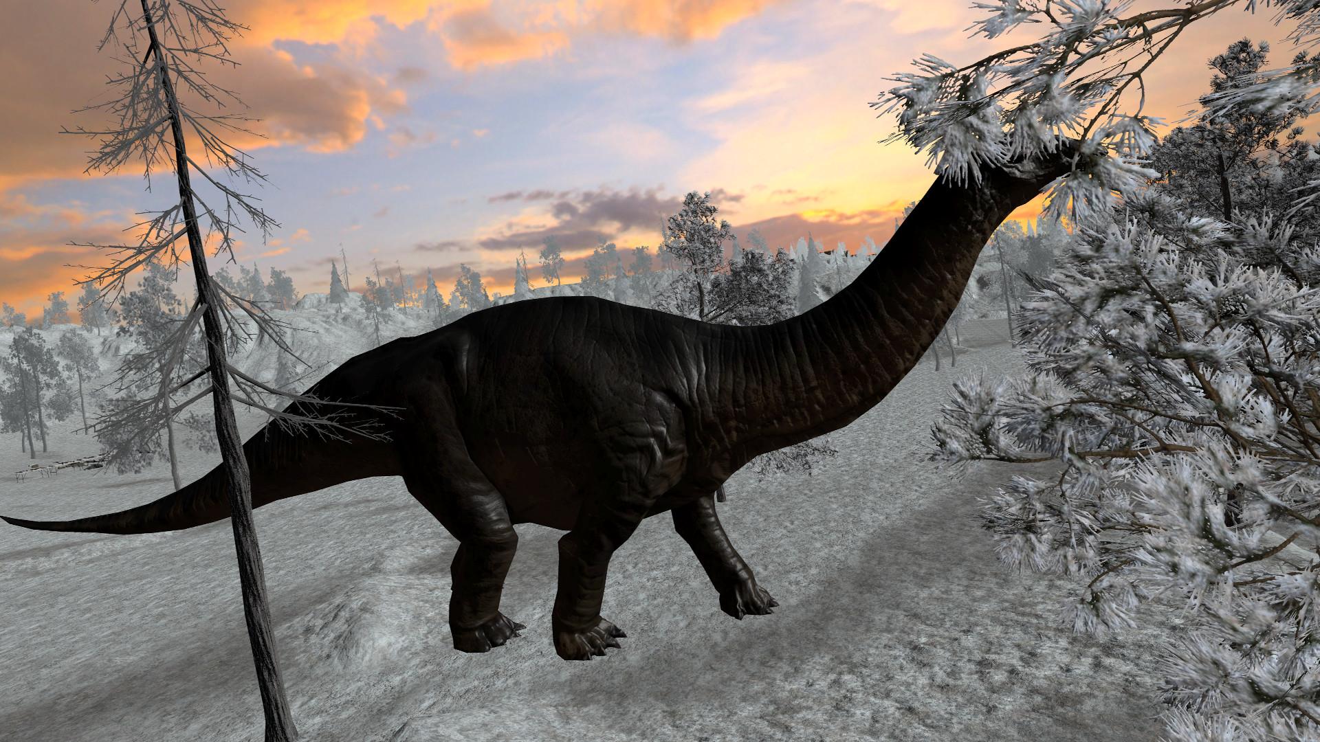 Dinosaur Hunt - Brontosaurus Expansion Pack screenshot
