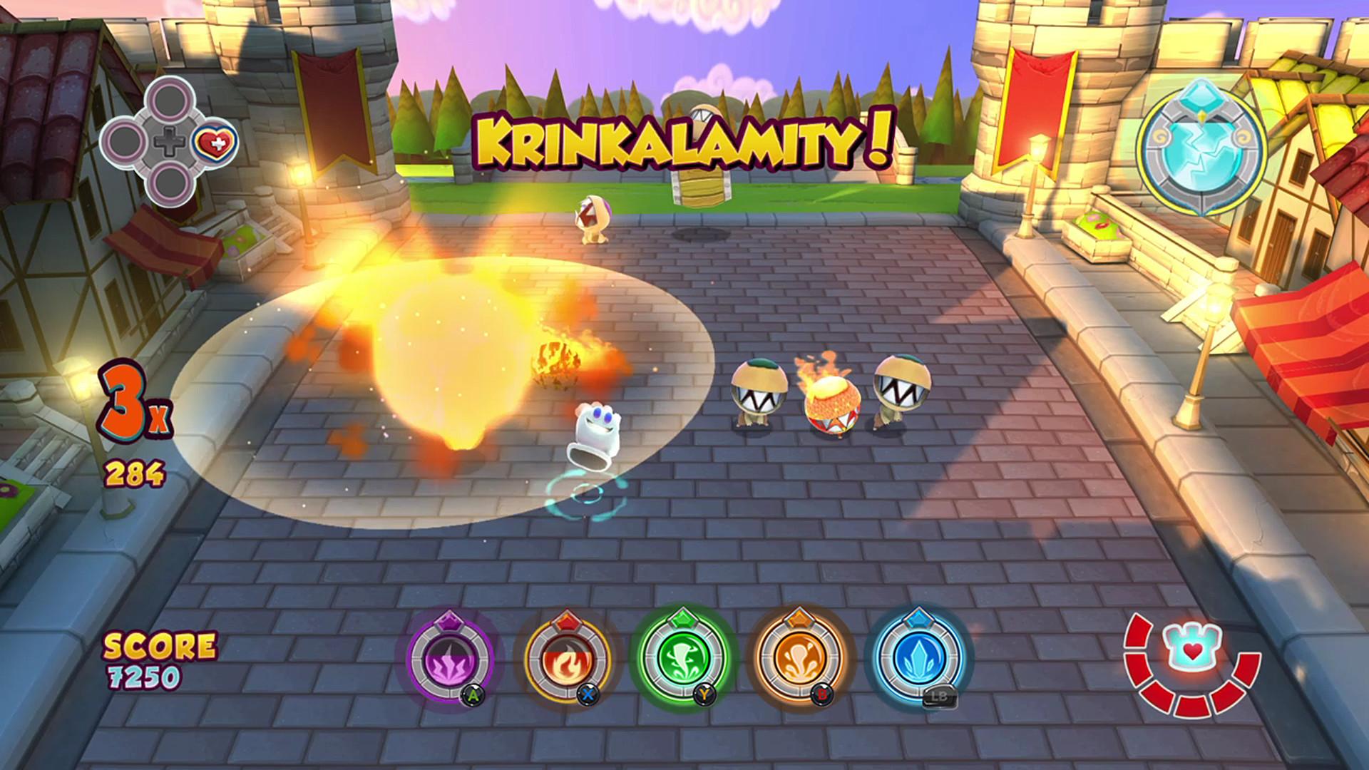 Krinkle Krusher screenshot