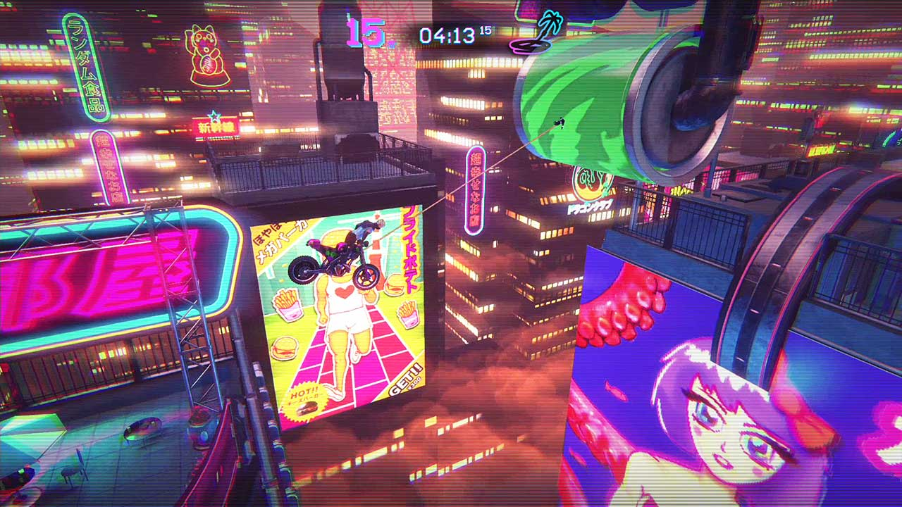 Trials of the Blood Dragon (2016) PC   Steam-Rip от R.G. GameWorks
