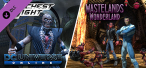 DC Universe Online™ - Episode 20 : Blackest Night / Wasteland Wonderland