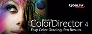 CyberLink ColorDirector 4