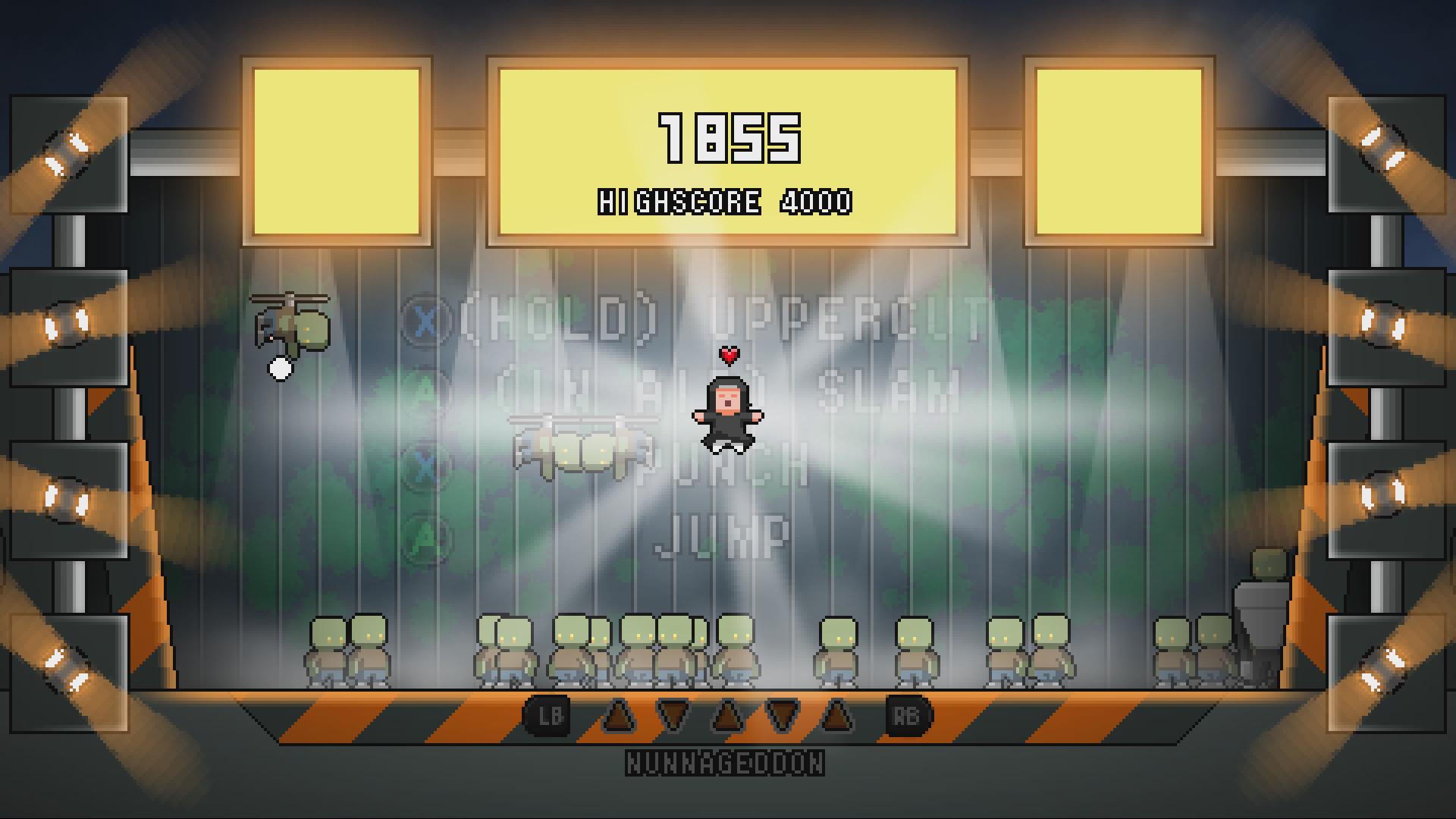 10 Second Ninja X screenshot
